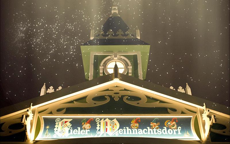 Herzlich Willkommen in unserem schönen Weihnachtsdorf