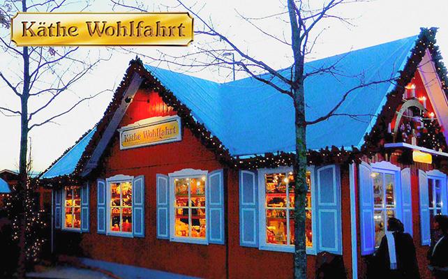 Erstmals mit eigenem Haus auf dem neuen Kieler Weihnachtsdorf